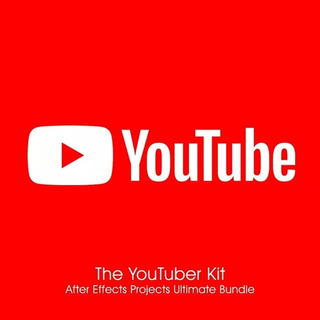 Youtube Proyectos After Effects Super Kit Para Tu Canal 2019
