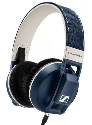 Fone Tipo Headphone Dobrável Sennheiser Urbanite Xl