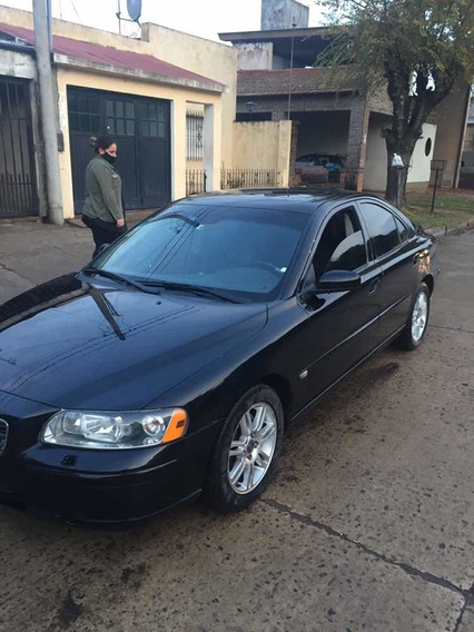 Volvo S60 2.5 T 210hp At 2007