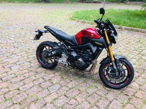 Yamaha Mt09 - 2018
