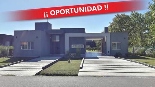 Oportunidad Permuta Venta Casa 4 Amb Prados Del Oeste Moreno