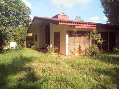 Imperdível / Casa Em 02 Terrenos / Lado Praia / Ref: En556