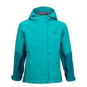 Chaqueta Niña Torreto B-dry Hoody Jacket Turquesa Lippi