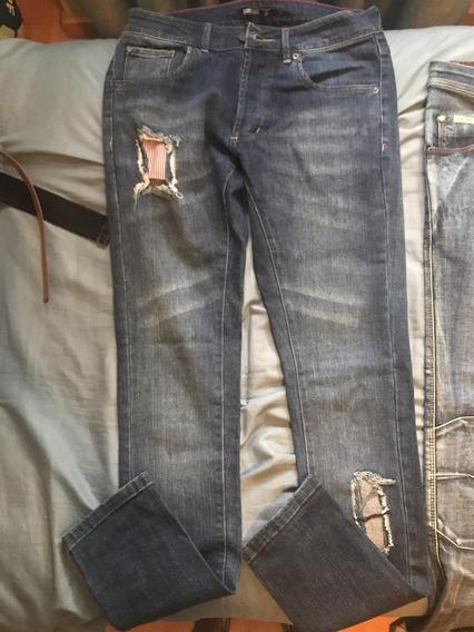 3 Jeans De Marca