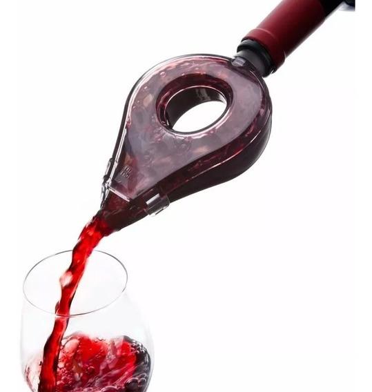 Oxigenador De Vino Aireador Para Pico Botella
