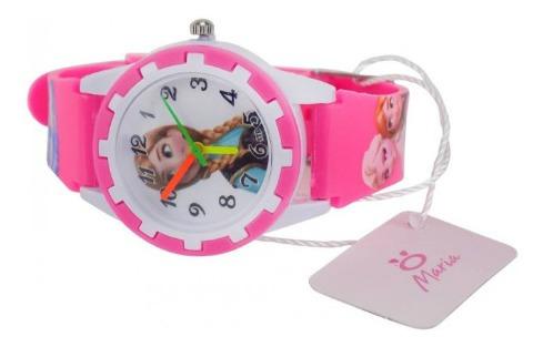 Relógio Infantil Feminino Decorado