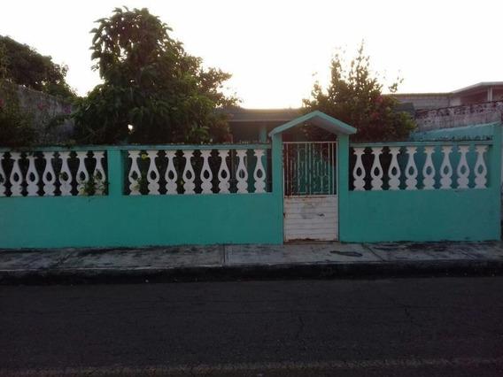Casa Sola En Venta Col. Venustiano Carranza