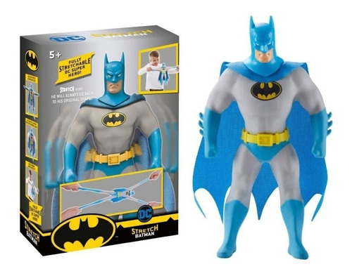 Batman Muñeco Grande Stretch Se Estira