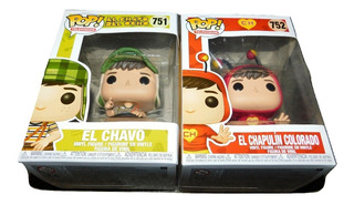Chavo Del Ocho Y Chapulin Funko Pop Chespirito Envio Gratis