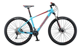 Bicicleta Tyax Com Celeste - Mongoose