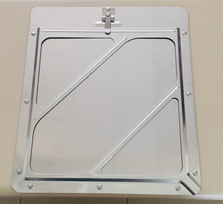 Porta Rombos De Seguridad De Aluminio @ferhervi