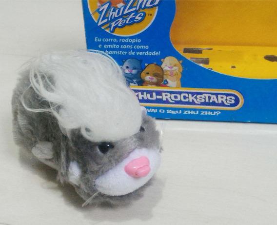 Zhu Zhu Pets Hamster (rockstars)