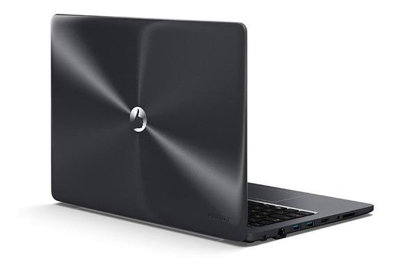 Notebook Positivo Dual Core 4gb Wifi Webcam Hdmi - Novo