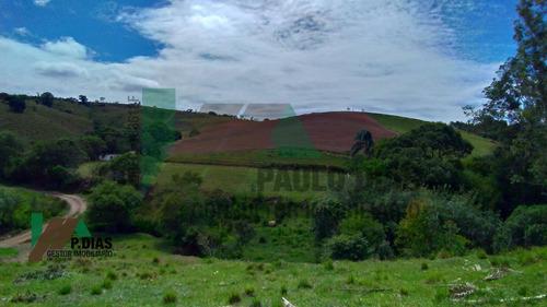 Excelente Gleba De Terras Em Pinhalzinho, Interior De São Paulo - Te0128