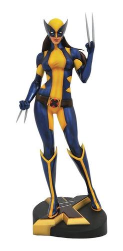 Imagem 1 de 4 de Estatueta X-23 Wolverine Diamond Select