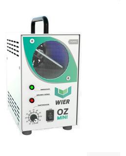 Gerador De Ozônio 10.000mgh Higienização Ambiente E Ar Wier