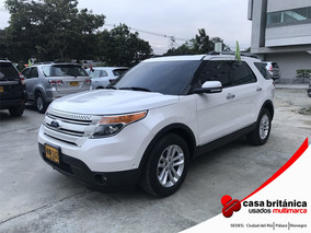 Ford Explorer Limited Automatica 4x4 Gasolina