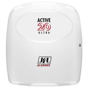 Central De Alarme Monitorado Active 20 Ultra Jfl