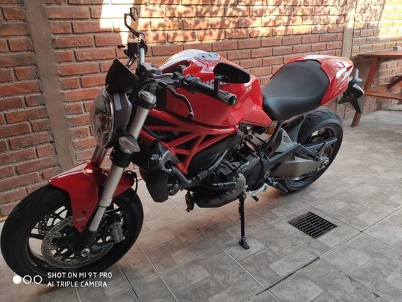 Vendo O Permuto Ducati Monster 821 -
