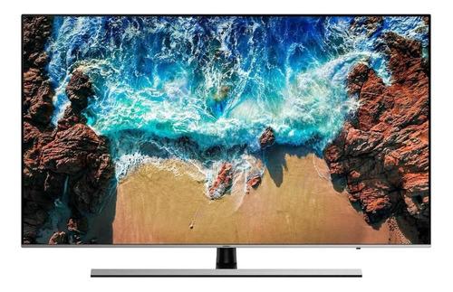 """Imagen 1 de 3 de Smart TV Samsung Series 8 UN55RU800DFXZA LED 4K 55"""" 110V - 120V"""