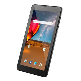 Tablet Multilaser M7 Dual Chip Quad Core Memória 16 Gb Preto