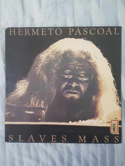 Lp Hermeto Pascoal Slaves Mass 1977 Disco Vinil