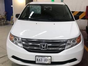 Honda Odyssey Exl Aut Piel 2013