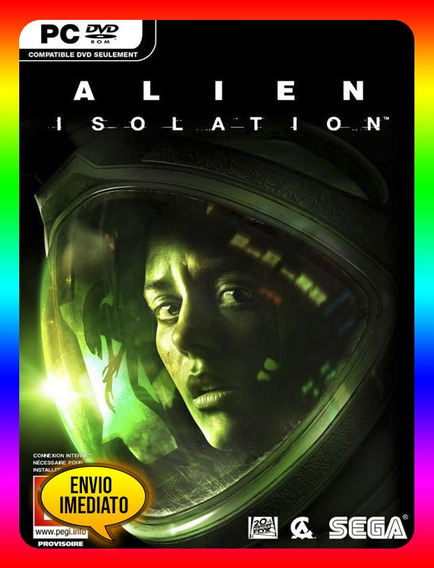 Alien Isolation Pc - Steam Key (envio Já)