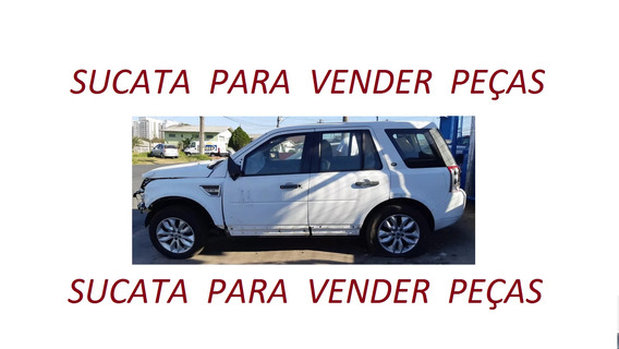 Land Rover Freelander 2 Diesel Sucata Para Vender Peças