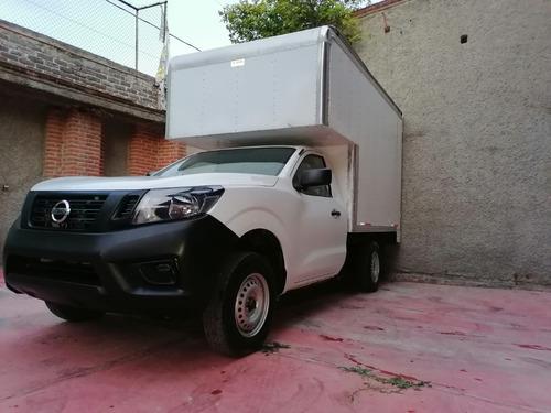 Imagen 1 de 14 de Nissan Np 300 2.5 Chasis Cabina Dh Pack Seg Mt