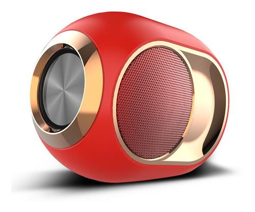 X6 Bt 5.0 Altavoces Inalámbricos Caja De Sonido Estéreo Surr