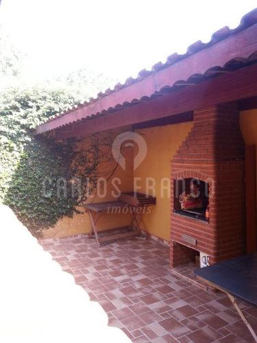 Socorro Casa 130m² Ótima Localização - Cf12555