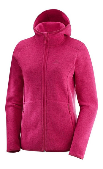 Jacket Salomon Bise Hoodie Mujer