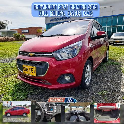 Chevrolet Beat Premier 2019