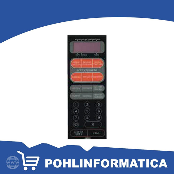 Membrana Microondas Philco Pmw 110-111