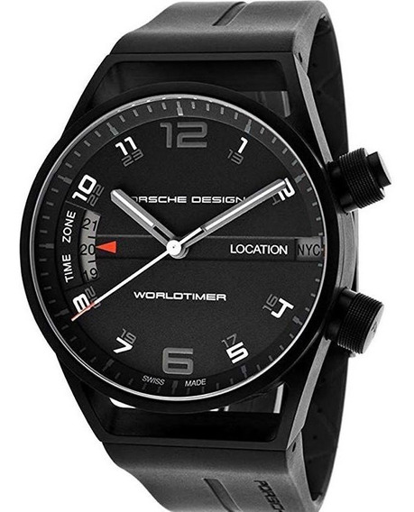 Relógio Masculino Porsche Original Automático Modelo P6750