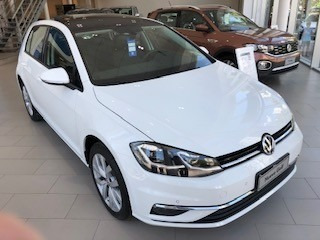 Volkswagen Golf 1.4 Highline Tsi Dsg 2021 Cm
