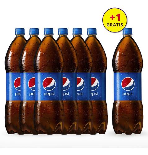 Pepsi De Botella De 2lts. 6 Unidades.