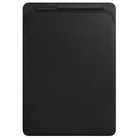 Capa Sleeve Para iPad Pro 12,9 Apple, Couro Preto Mq0u2zm/a