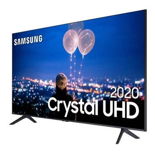 Smart Tv 4k Samsung Crystal Uhd 65  Wi-fi - Un65tu8000gxzd