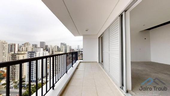 Apartamento Com 3 Dormitório(s) Localizado(a) No Bairro Cidade Monções Em São Paulo / São Paulo - 9856:915975