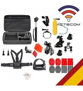 Kit Completo De Accesorios Para Càmaras Gopro 24 En 1