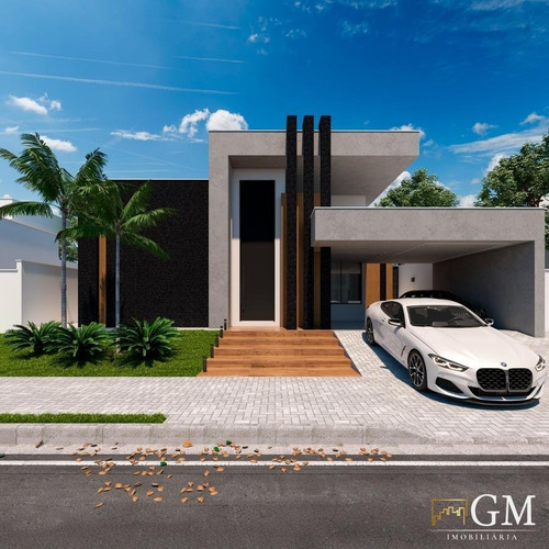 Imagem 1 de 13 de Casa Em Condomínio Para Venda Em Presidente Prudente, Parque Residencial Damha Iv, 4 Dormitórios, 6 Banheiros - Ccv51440_2-1211223