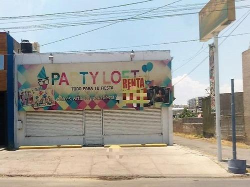 Local Comercial O Bodega En Renta En Esquina En Av. Francisco Villa