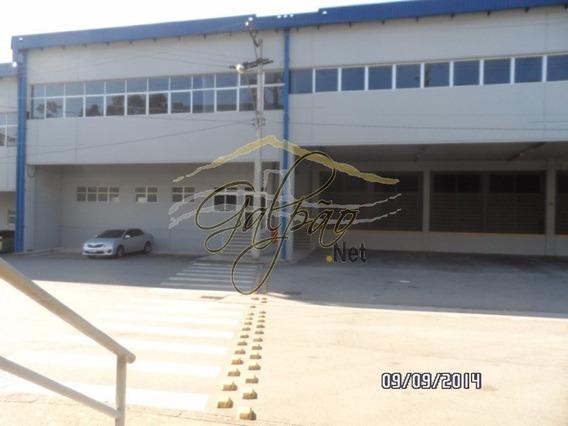 Ga2535 - Alugar Galpão Em Itapevi Dentro De Condomínio Com 1.671 Metros De Galpão, 1.057 Metros De Área Fabril, 614 Metros De Área De Escritório - Ga2535 - 33874040