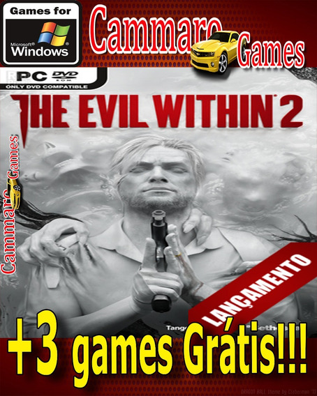 The Evil Within 2 (2018) + 3 Games Grátis