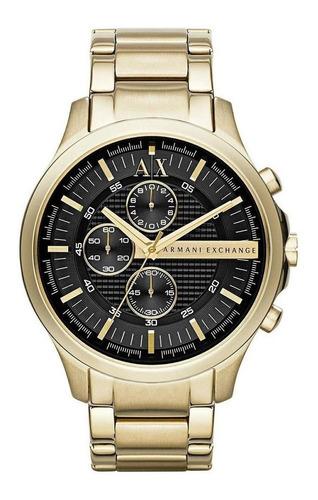 Reloj Hombre Armani Exchange Acero Inox N&d