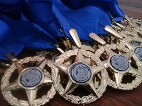 Medallas 5 Puntas , Graduaciones , Deportes