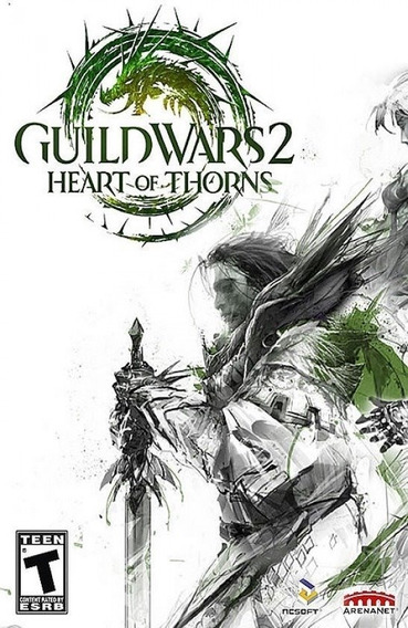 Guild Wars 2 Heart Of Thorns Pc - Gw2 Expansão - Imediato !