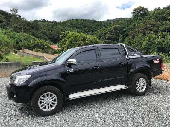 Toyota Hilux 3.0 Srv Top Cab. Dupla 4x4 Aut. 4p 2014/2015